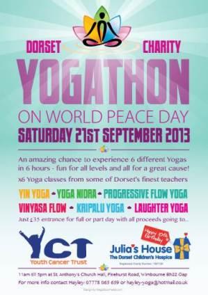 Charity Yogathon